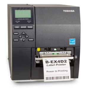 Impresoras de etiquetas de transferencia térmica