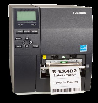 Impresoras etiquetas industriales
